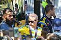 Sweden national under-21 football team, Euro 2015 celebration, players 36.JPG