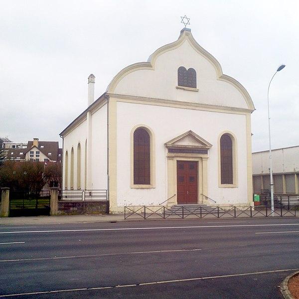 Synagoge Forbach