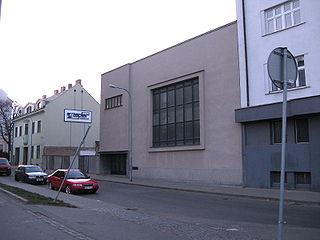 Otto Eisler Czech architect