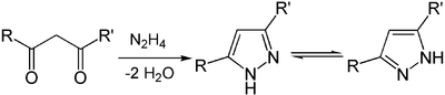 Synthese von Pyrazolen