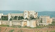 Krak des Chevaliers (Sýrie)