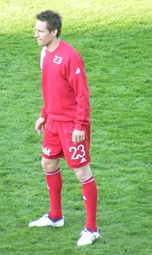 Péter Szilágyi (footballer) - Image: Szilágyi Péter