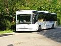 Třeboň, Jiráskova, autobus GW BUS.jpg