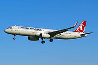 TC-JSK - A321 - Turkish Airlines