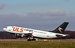 TC-SGM Airbus A310-308-F A310 - ULS Cargo (24788830870).jpg