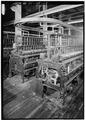 THIRD FLOOR, WHITIN SPINNING FRAMES, 1902 - Bamberg Cotton Mill, Main Street, Bamberg, Bamberg County, SC HAER SC,5-BAMB,1-23.tif