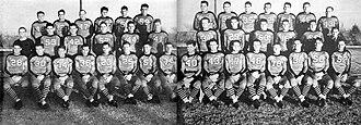 1935 Texas Tech Matadors football team - Image: TTU Football 1935