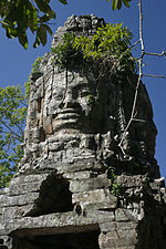 File:Ta Prohm - Gopura V Face-Tower (4203849314).jpg
