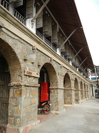 Category Spanish Colonial Architecture In The Philippines Wikipedia