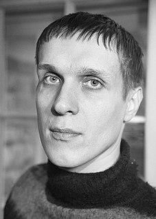 Taavi Eelmaa Estonian stage and film actor