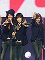 TaeTiSeo at the M! Countdown on March 2014..jpg