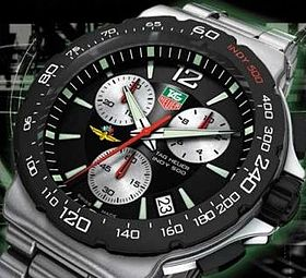 illustration de TAG Heuer