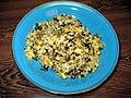 Takana fried rice by rhosoi.jpg