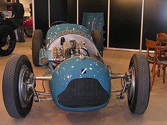 Eugène Chaboud - Talbot Lago T26 GS
