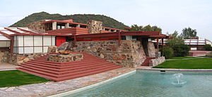 Taliesin West - Image: Taliesin West 03 gobeirne