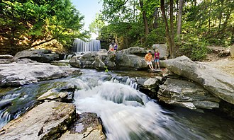 Bella Vista, Arkansas - Tanyard Creek