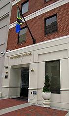 Tanzanian Embassy Washington