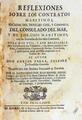 Targa - Reflexiones sobre los contratos maritimos, 1753 - 420.tif