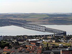 North British Railway - The Tay Bridge
