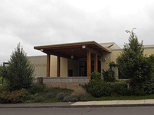 Temple Beth Israel (Eugene, Oregon) - Image: Temple Beth Israel, Eugene