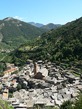 Royasc - Tende is one of the alpine areas where Royasc is still spoken