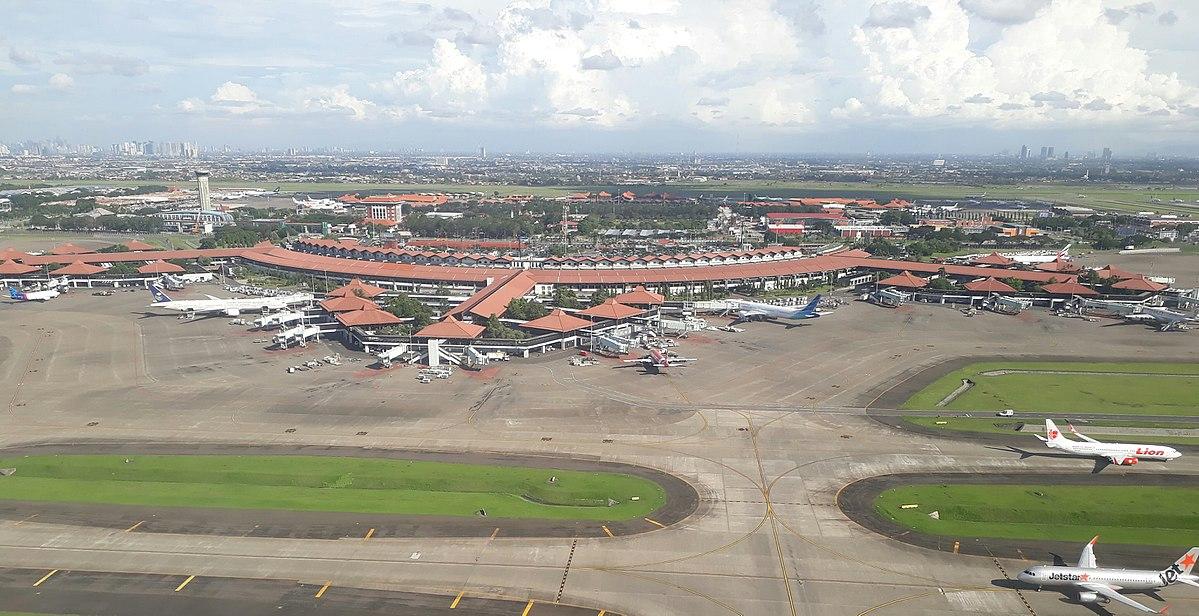 Bandar Udara Internasional Soekarno-Hatta - Wikipedia ...