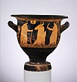 Terracotta bell-krater (vase for mixing wine and water) MET DP114758.jpg