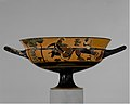 Terracotta kylix- Siana cup (drinking cup) MET DT234159.jpg