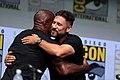 Terry Crews & David Ayer (35335314833).jpg