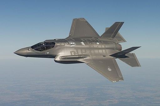 Testflyging av første norske F-35 - 22492943335 14