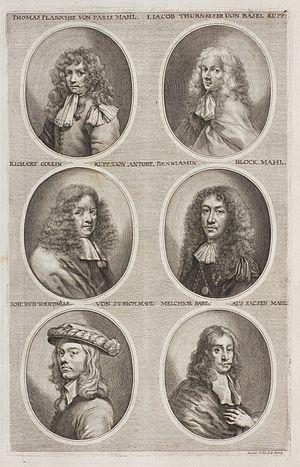 Collin, Richard (1627-1697?)
