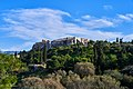 The Acropolis and the Areopagus from Thiseio on December 13, 2019.jpg