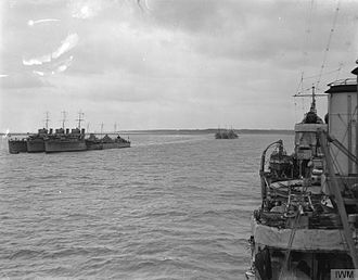 British campaign in the Baltic (1918–19) - Image: The British Naval Campaign in the Baltic, 1918 1919 Q19368