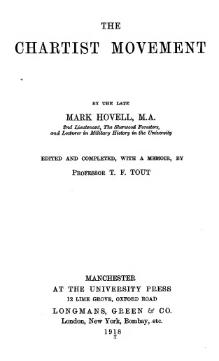 The Chartist Movement.djvu