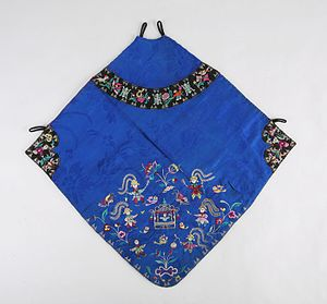 Dudou - Image: The Childrens Museum of Indianapolis Embroidered infant undergarment