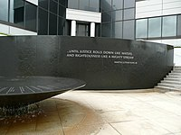 The Civil Rights Memorial, Montgomery, AL.jpg