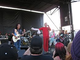 The Dickies at Warped Tour 2010-08-10 11.jpg