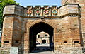The Fore Entrance to Linlithgow Palace.JPG