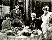 Description de l'image The Good Provider (1922) - Dinner.jpg.
