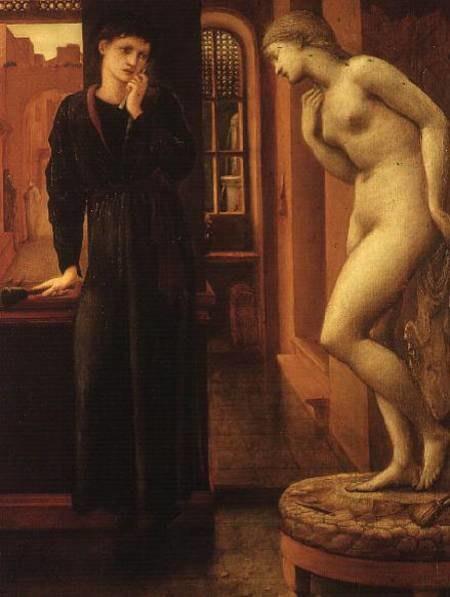 The Hand Refrains, Pygmalion (Burne-Jones)i