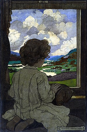 Elizabeth Shippen Green - Image: The Journey 2