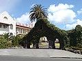 The Leafy Gates Of Academia, Auckland.jpg