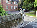 The Links entrance, Howbeck Road, Oxton - DSC09359.JPG
