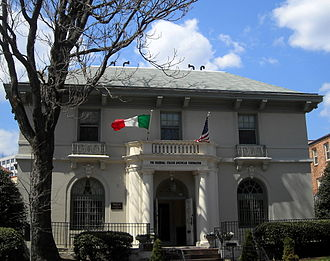 National Italian American Foundation - National Italian American Foundation headquarters in Washington, D.C..