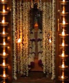 The Palliyarai of Swamithope Pathi