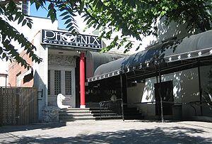 Phoenix Concert Theatre - Image: The Phoenix, Toronto