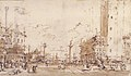 The Piazzetta, Looking Toward San Giorgio Maggiore (recto); Two Columns (verso) MET 37.165.78 RECTO.jpg