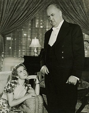 Charles Coleman (actor) - Danielle Darrieux and Charles Coleman in The Rage of Paris  (1938)