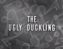 Description de l'image The Ugly Duckling (1931).png.