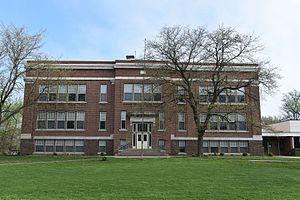 Ulysses Simpson Grant Elementary School - Image: The Ulsses Simpson Grant Elementary School